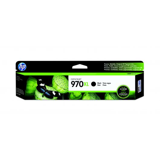CN625AE - 970XL - Noir - Cartouche HP OfficeJet Pro