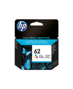 C2P06AE - 62 - Couleurs - Cartouches HP