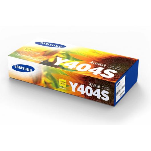 CLT-Y404S / SU444A - Jaune - Toner Samsung
