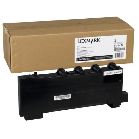 C540X75G - Boite de récupération Lexmark
