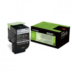 Lexmark 802HK - Noir - Cartouche XL de toner Lexmark