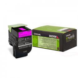 Lexmark 802XM - Magneta - Cartouche XXL de toner Lexmark
