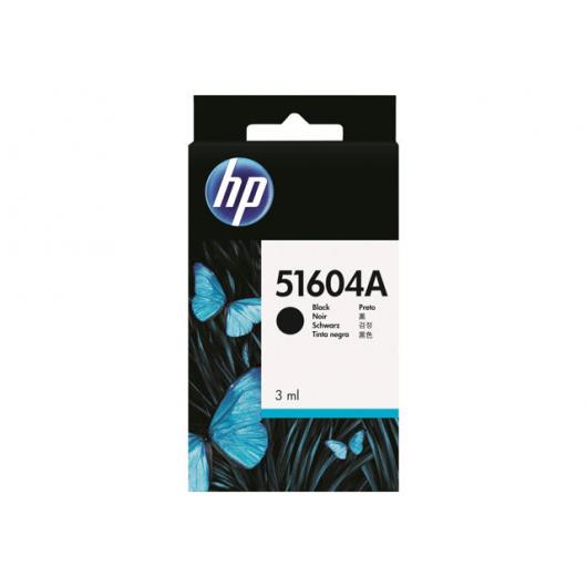 HP 51604A - Noir - Cartouche d'encre pour HP QuietJet Plus