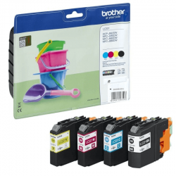 Brother LC-221VALBP - Value Pack de 4 Cartouches d'encre Brother