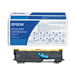 Epson S050167 - Noir - Cartouche de développeur Epson