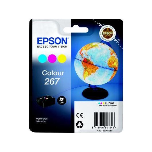 Epson T2670 - Epson 267 - Cartouche Epson