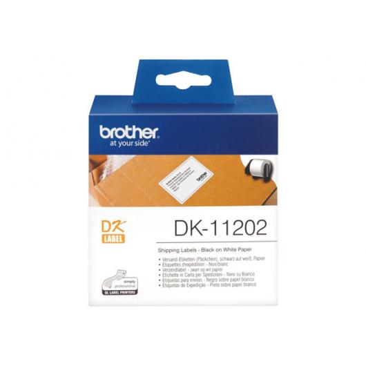 Brother DK-11202 - étiquettes - 300 unités