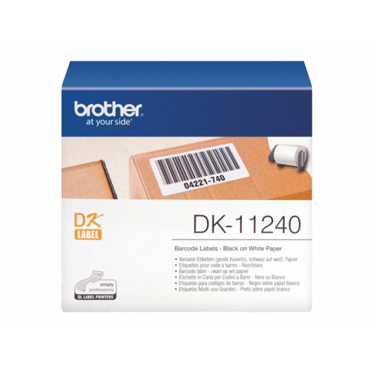 Brother DK-11240 - étiquettes - 600 unités
