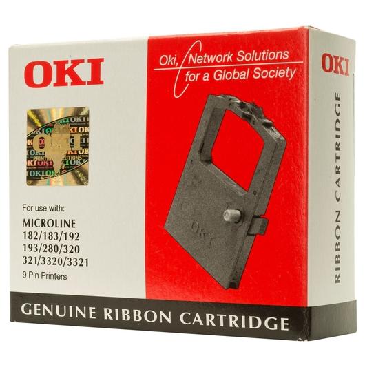 OKI 9002303 - Noir - Ruban OKI