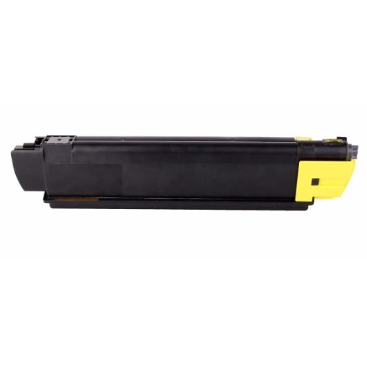 TK-590Y - Jaune - Cartouche Toner Compatible Kyocera