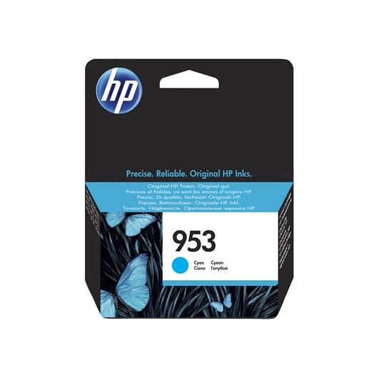 HP F6U16AE - 953 - Cyan - Cartouche HP