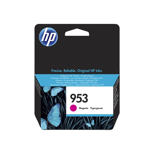 HP F6U13AE - 953 - Magenta - Cartouche HP