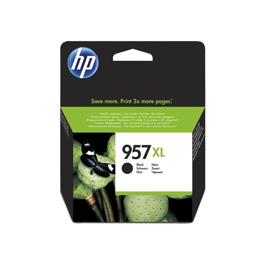 HP L0R40AE - 957XL - Noir - Cartouche HP
