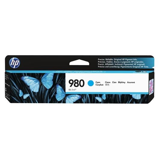 HP D8J07A - HP 980 - Cyan - Cartouche HP