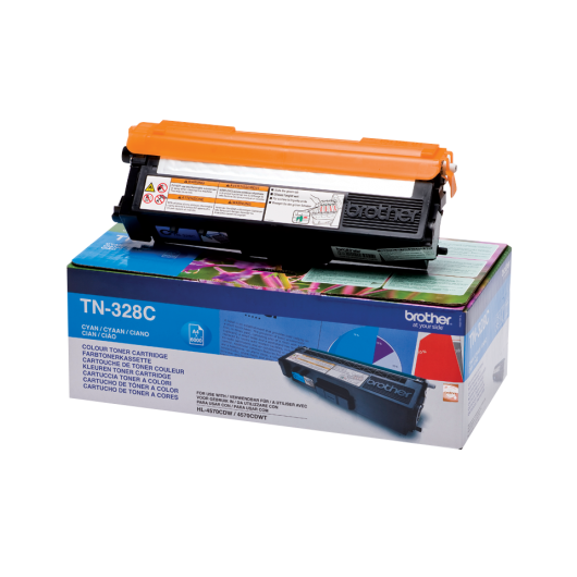 Brother TN-328C - Cyan - Toner XL Brother