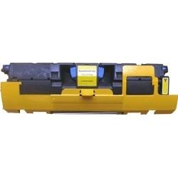 HP 122A - HP Q3962A - Jaune - Toner Compatible HP