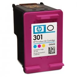 HP 301 - HP CH562EE - Couleurs - Cartouche HP
