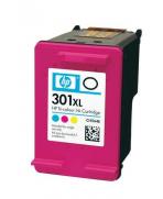 HP 301XL - HP CH564EE - Couleurs - Cartouche XL HP