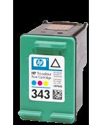 HP 343 - HP C8766EE  - Couleurs - Cartouche HP