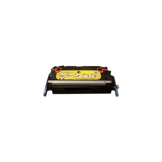 Toner Compatible CANON EP711 - Yellow