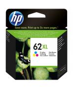 C2P07AE - 62 - Couleurs - Cartouches XL HP
