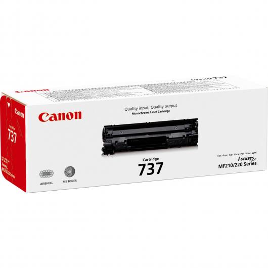 Canon 737 - 9435B002 - Cartouche Canon