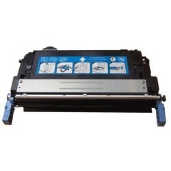 HP 642A - HP CB401 - Cyan - Toner Compatible HP