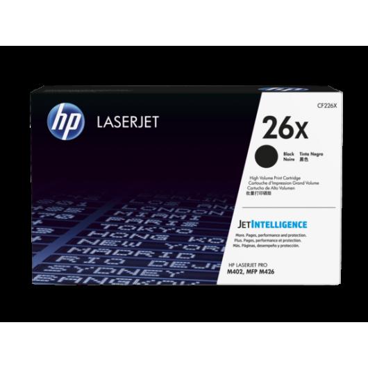 HP 26X - HP CF226XD - Pack de 2 Toners XL HP
