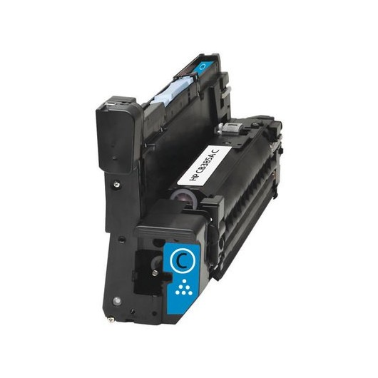 HP 824A - HP CB385A - Cyan - Tambour d'imagerie Compatible HP