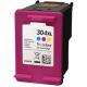 HP N9K07AE - HP 304XL - Trois Couleurs - Cartouche XL HP