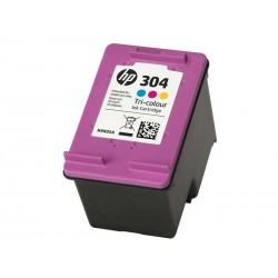HP N9K05AE - HP 304 - Trois Couleurs - Cartouche HP