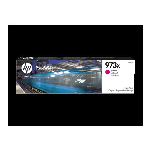 HP 973X - HP F6T82AE - Magenta - Toner HP