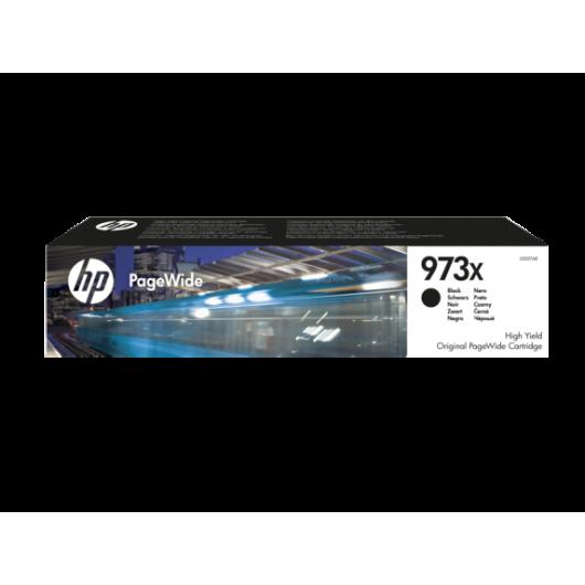 HP 973X - L0S07AE - Noir - Toner HP