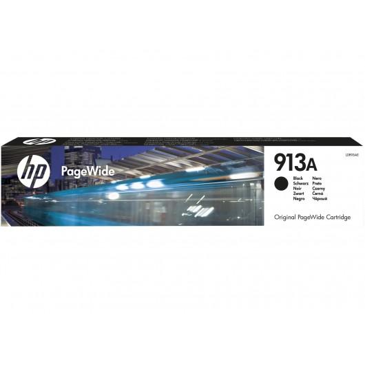 HP 913A - L0R95AE - Noir - Cartouche d'encre PageWide HP