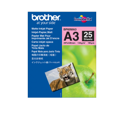 Brother BP60MA3 - Papier Mat Brother
