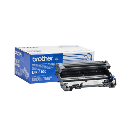 Brother DR3100 pour HL-5240, HL-5250DN, HL-5270DN, HL-5280DW, DCP-8060, DCP-8065DN, MFC-8460DN, MFC-8860DN, MFC-8870DW
