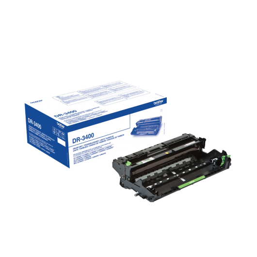 Brother DR3400 pour HL-L5000D, HL-L5100DN, HL-L5200DW, HL-L6250DN, HL-L6300DW, HL-L6400DW, DCP-L5500DN, DCP-L6600DW, MFC-L5700