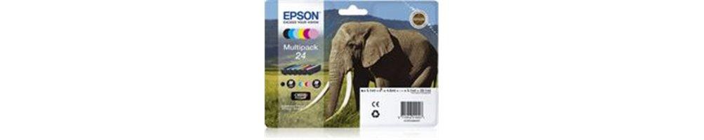 Epson 24 / 24XL - Éléphant