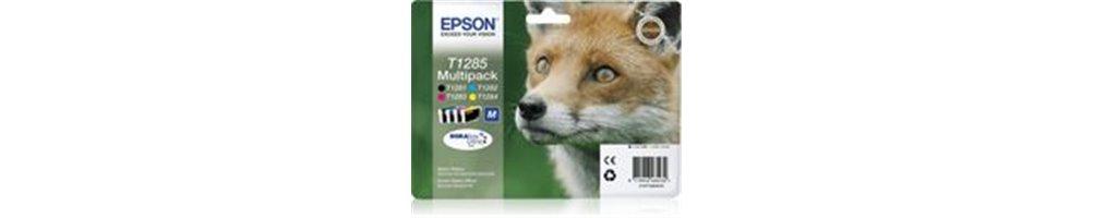 Cartouches pour imprimante Epson T128x - Renard Pas Chères – Dès demain chez vous.
