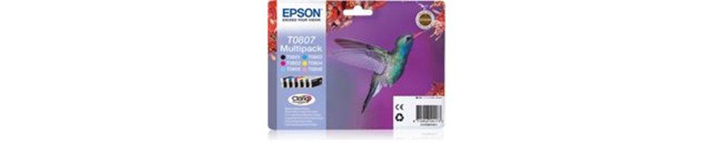 Epson T080x - Colibri