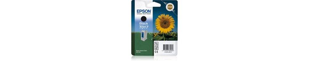 Cartouches pour imprimante Epson T017 / T018 - Tournesol Pas Chères – Dès demain chez vous.