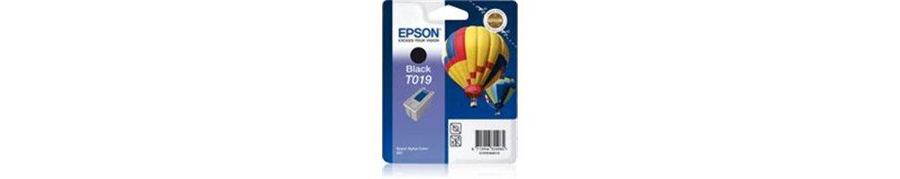 Cartouches pour imprimante Epson T019 / T020 - Mongolfière Pas Chères – Dès demain chez vous.