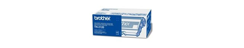 Cartouches pour imprimante Brother TN-2120 Pas Chères – Dès demain chez vous.
