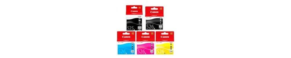 Cartouches pour imprimante Canon PGI-525 / CLI-526 Pas Chères – Dès demain chez vous.