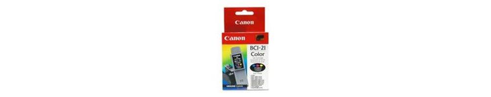 Cartouches pour imprimante Canon BCI-21 Pas Chères – Dès demain chez vous.