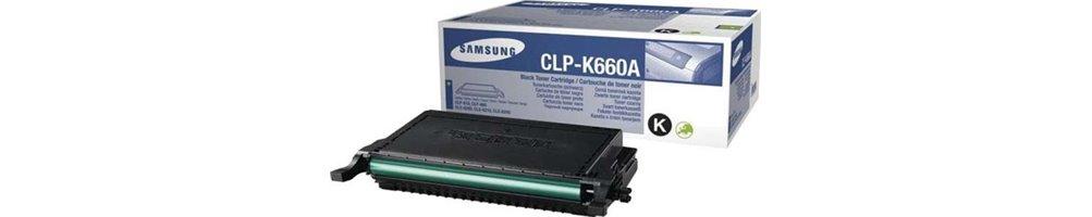 Cartouches pour imprimante Samsung CLP-660 Pas Chères – Dès demain chez vous.