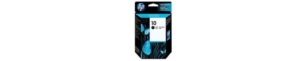 Cartouches pour imprimante HP 10 Pas Chères – Dès demain chez vous.