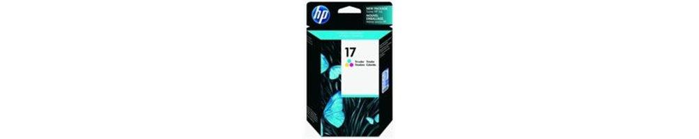Cartouches pour imprimante HP 17 Pas Chères – Dès demain chez vous.