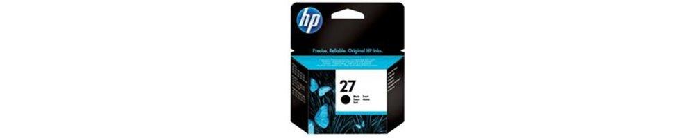 Cartouches pour imprimante HP 27 Pas Chères – Dès demain chez vous.
