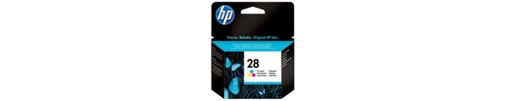 Cartouches pour imprimante HP 28 Pas Chères – Dès demain chez vous.